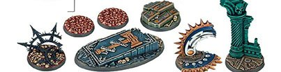 Games Workshop Bases