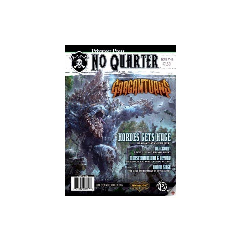 NO QUARTER MAGAZINE 43 EBOOK DOWNLOAD