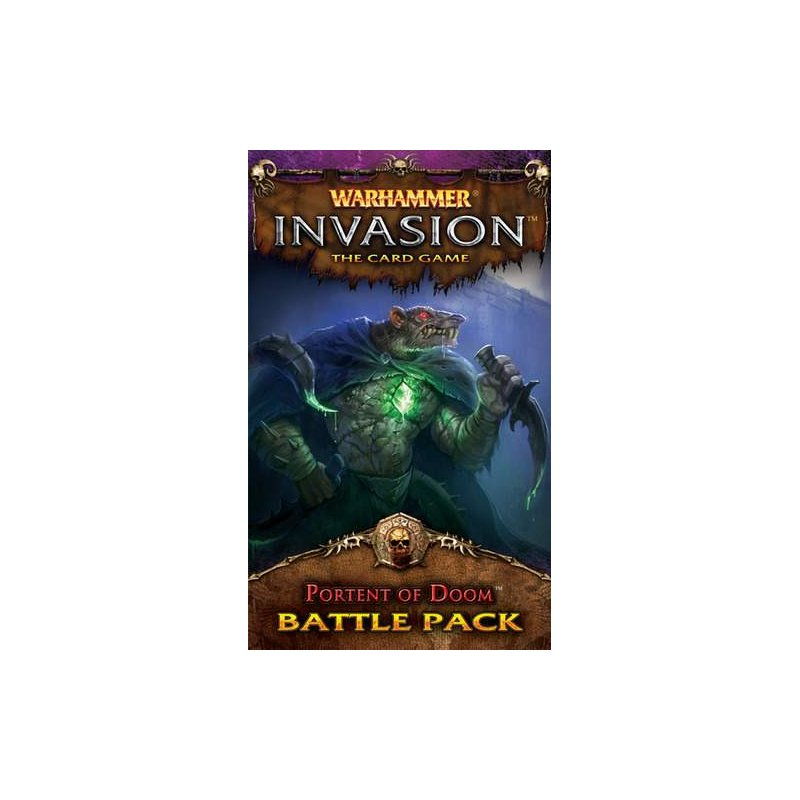 Sale warhammer invasion portent of doom en 10 04 for Portent means