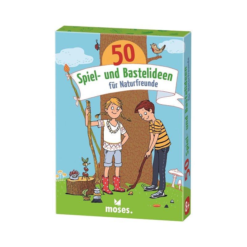 50 Spiel Und Bastelideen Fur Naturfreunde De 7 16 Fan