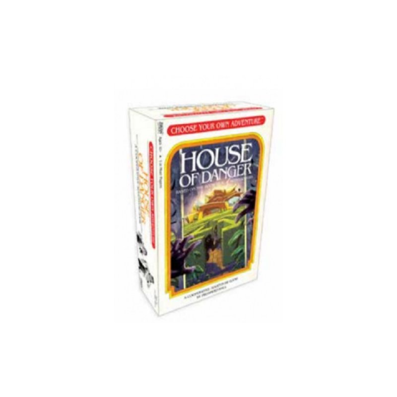 Choose your own adventure house of danger en 22 99 for Choose your own home