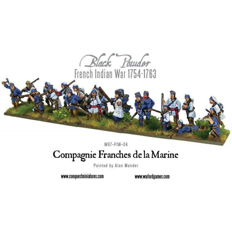 New: Compagnie Franches de la Marine boxed set