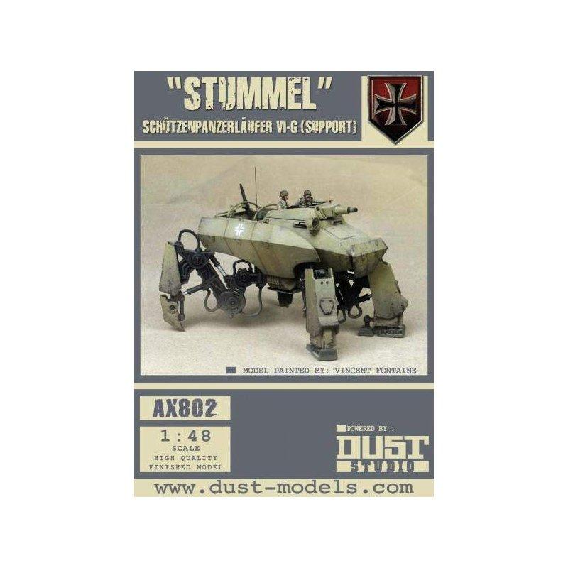 Dust Tactics Stummel Cerberus Premium Edition Noch 1 Stück 10
