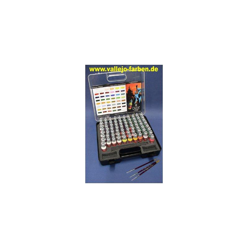 Game Color Kofferset (72 Farben) (72172), 160,65 €, FantasyWelt.
