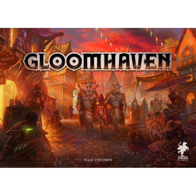 Gloomhaven 2nd Edition...