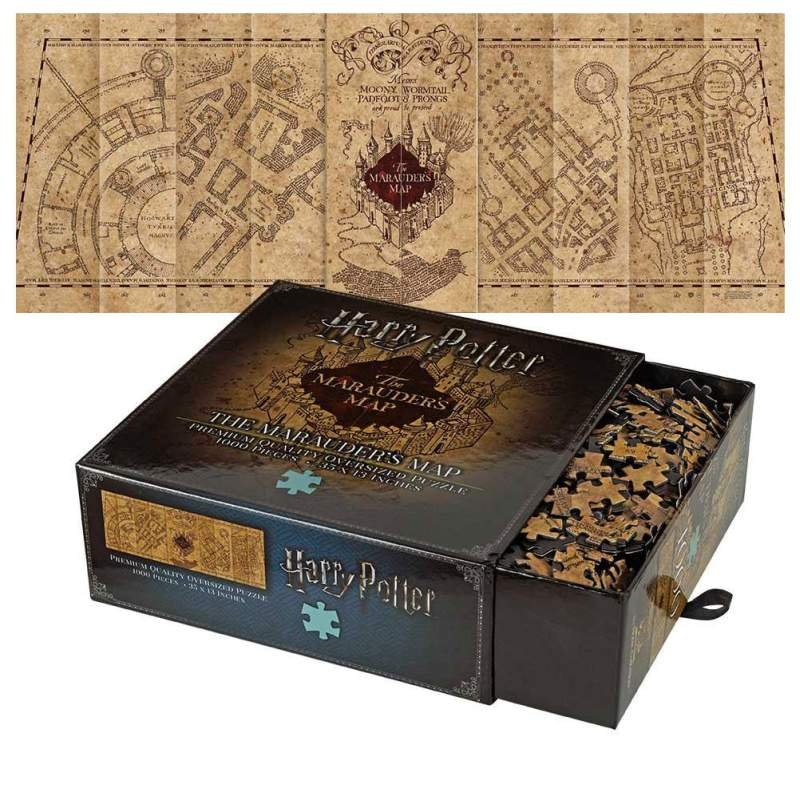 Harry Potter Puzzle The Marauder\'s Map Cover, 22,49 €, FantasyWe