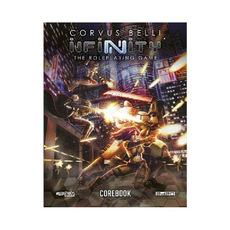 Infinity Rpg Game – Automoriz