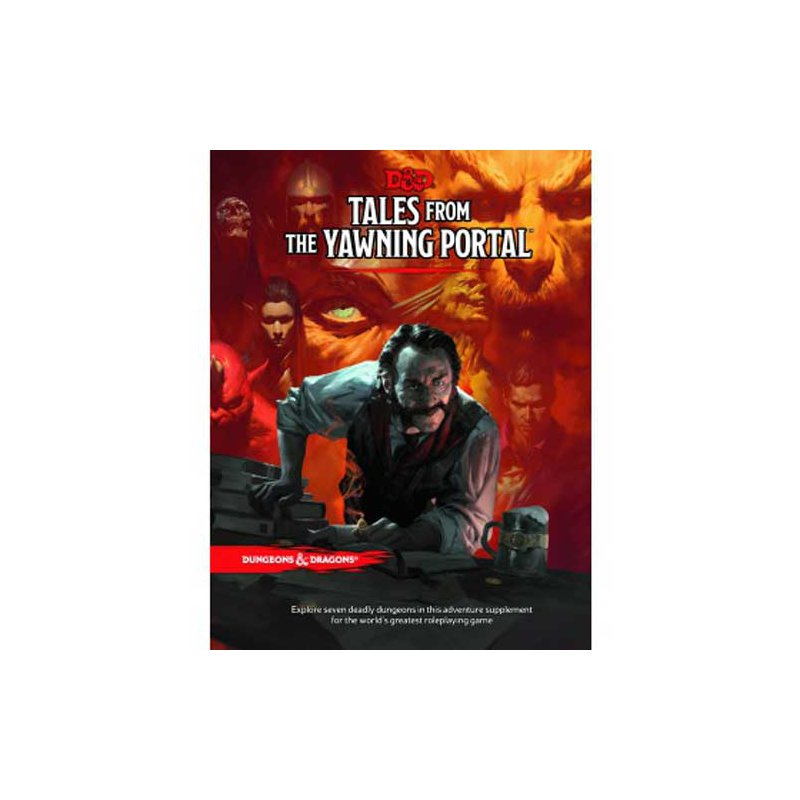 Dungeons amp dragons 5 edition tales from the yawning portal en