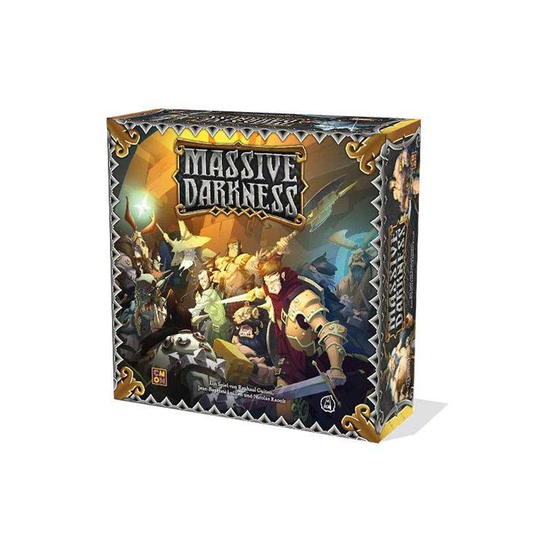 Massive Darkness (DE),...