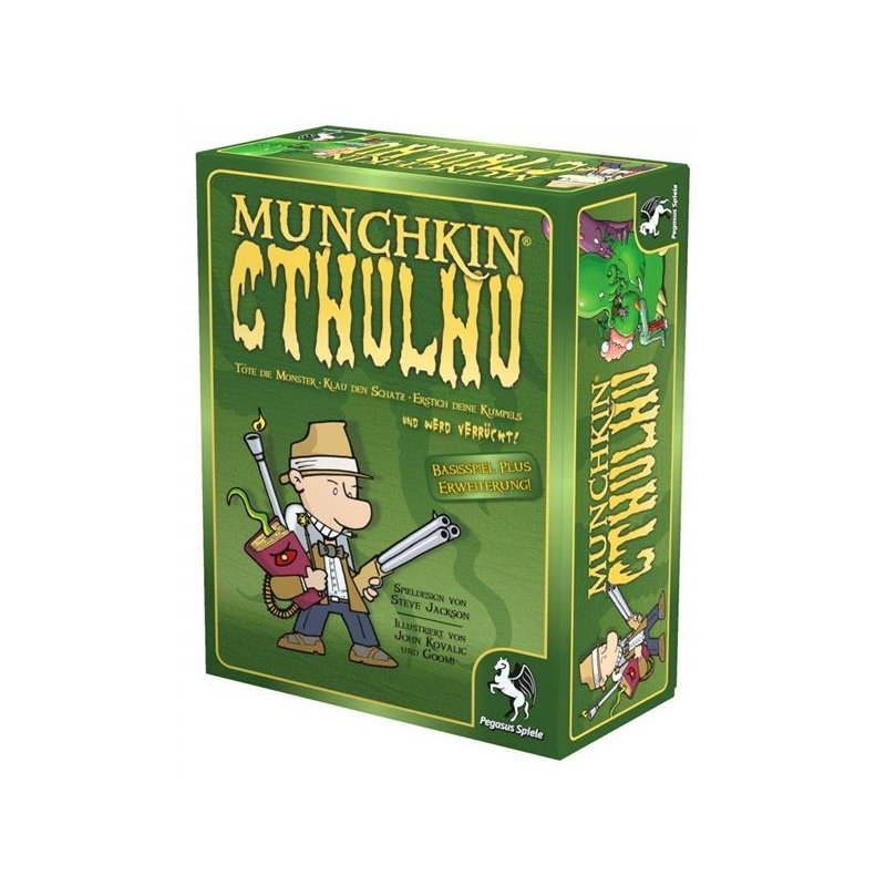 Munchkin Cthulhu 1+2 [deutsch], 15,96 €, FantasyWelt.de | Tablet