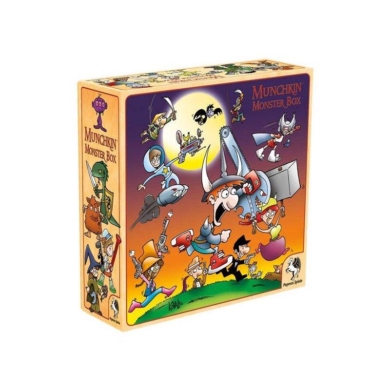 Munchkin Monsterbox Cover 3 (Kovalic) (DE), 19,96 €, FantasyWelt