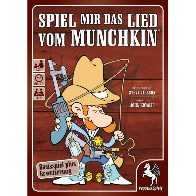 Munchkin - Spiel mir das Lied vom Munchkin 1+2 (DEUTSCH), 15,56 &euro
