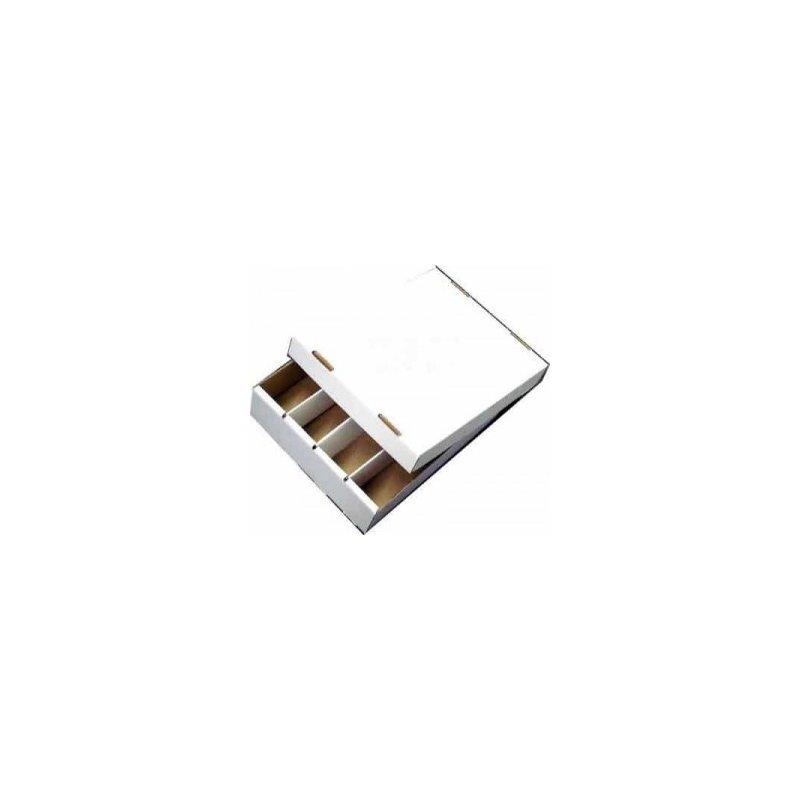 papp faltkarton mit deckel zur aufbewahrung von karten 5 95 e. Black Bedroom Furniture Sets. Home Design Ideas