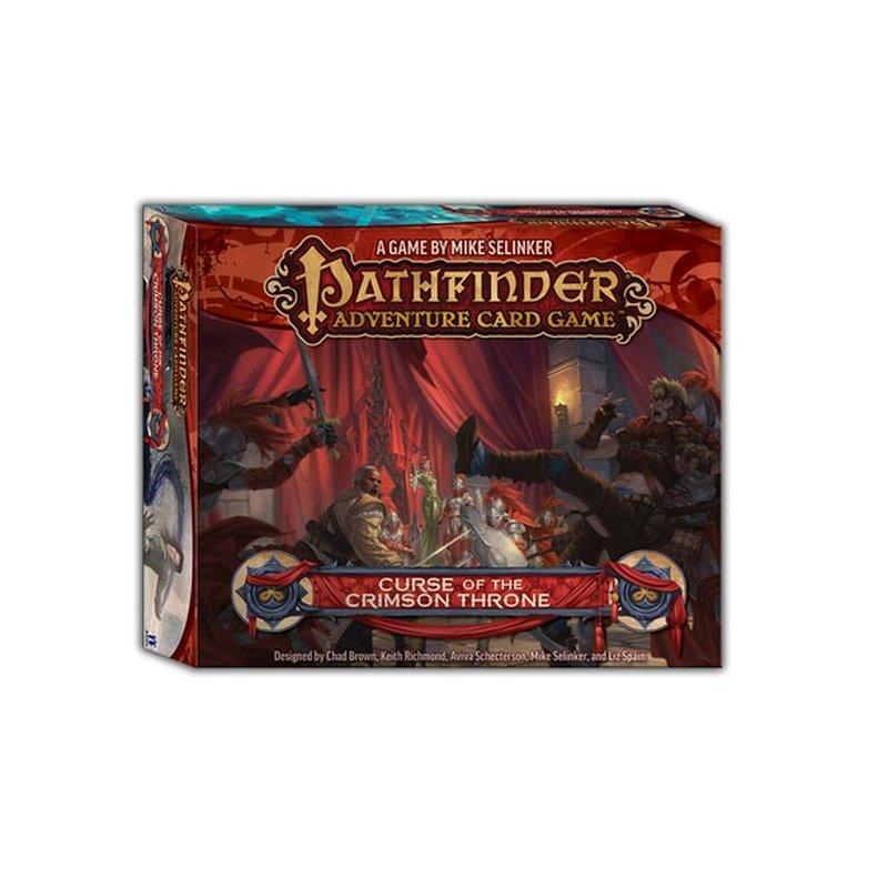 Pathfinder adventure card game curse of the crimson throne