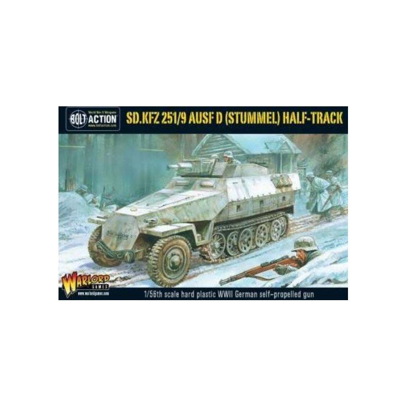 Sd Kfz 2519 Ausf D Stummel Half Track 2024 Fantasywelt