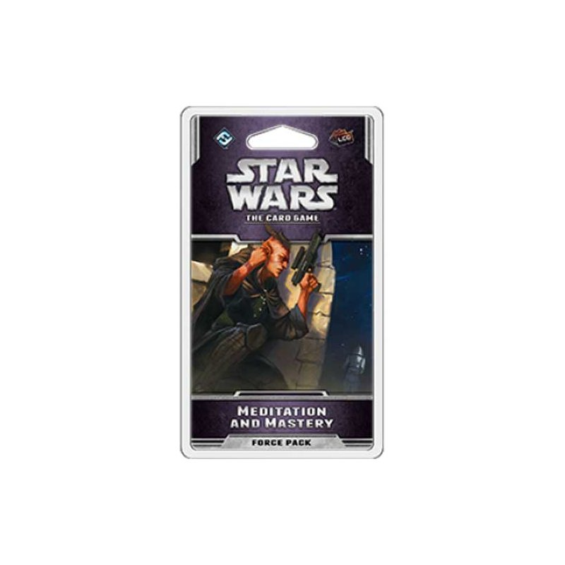 star wars lcg meditation and mastery force pack en 14. Black Bedroom Furniture Sets. Home Design Ideas