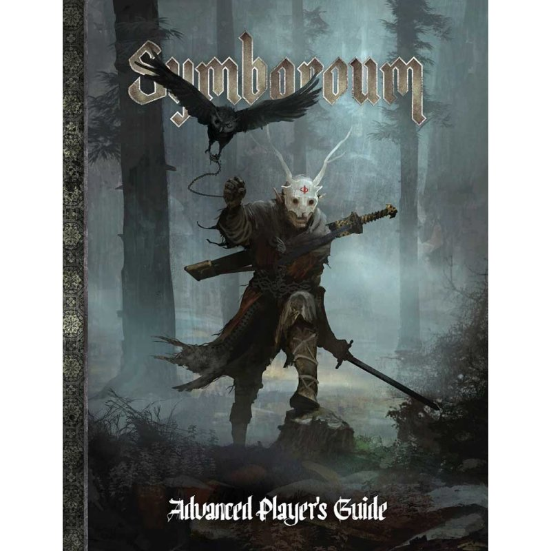 Symbaroum Advanced Players Guide EN
