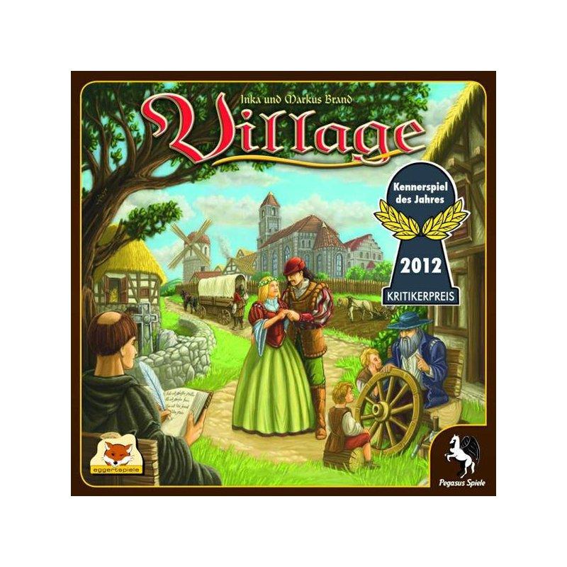 Village Brettspiel