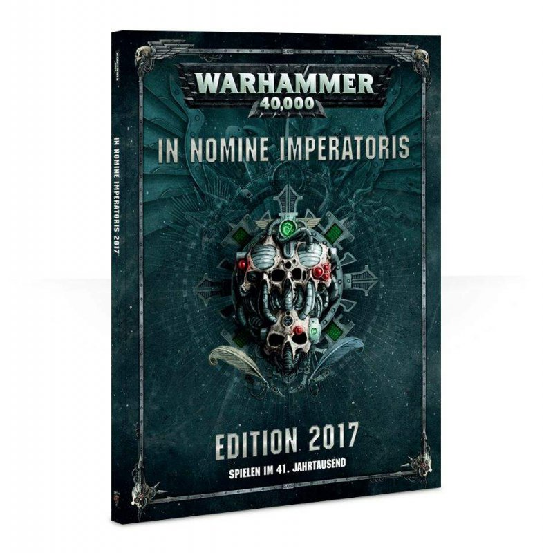 Warhammer 40.000 In Nomine Imperatoris / Chapter Approved 2017 (DE),