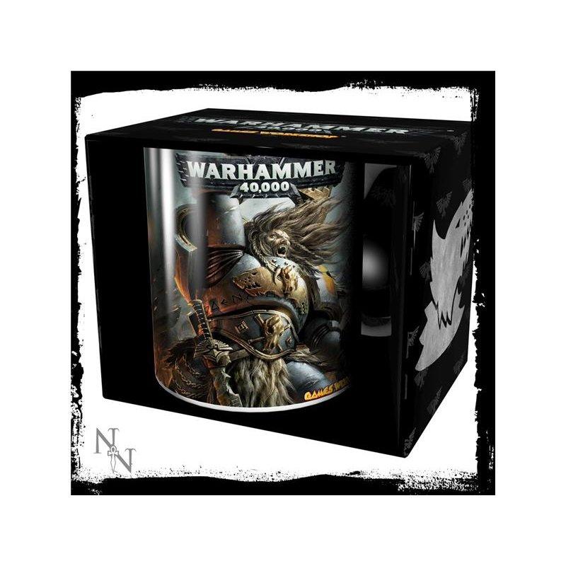 Warhammer Space Wolves Tasse 10cm Gw 995 Fantasyweltde T