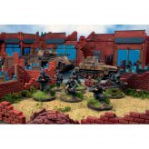 ** 30% SALE ** Battlezones: Ruined Town Set