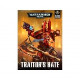 ** % SALE % ** Black Crusade - Traitors Hate (HB) (EN)