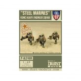 ** % SALE % ** Dust Tactics: Allies Steel Marines -...
