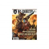 ** % SALE % ** No Quarter Magazine 56 (EN) *noch 1 Stk!