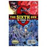 ** % SALE % ** The Sixth Gun GM Screen with Adventure -...