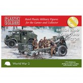 1:72 British 25pdr and CMP Quad Tractor