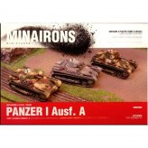 1:72  German Panzer I Ausf. A Light Tank (3)