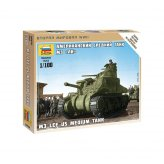 15mm M3 Lee US Medium Tank ZVEZDA