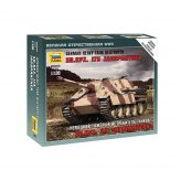 15mm WW2 German Jagdpanther ZVEZDA 1:100