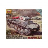 15mm WW2 German Panzer II Light Tank (Pz.Kpfw. II) (1)...