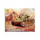 15mm WW2 German Panzer III Flamethrower Tank (1) ZVEZDA...