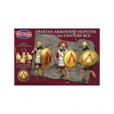 28mm Spartan Armoured Hoplites 5th to 3rd century BC