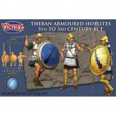 28mm Theban Armoured Hoplites 5th to 3rd Century BCE