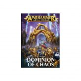 AGE OF SIGMAR - Battletome: Dominion of Chaos (HC) (DE)