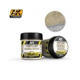 AK Light and Dry Crackle Effects 100ml (Acryl)