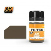 ** % SALE % ** AK Weathering - Filter For Brown Wood 35ml