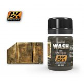 AK Weathering - Wash For Wood 35ml