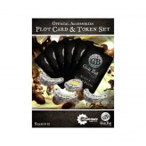 !AKTION Guild Ball Season 2 Plot Cards & Token Set