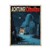 Achtung! Cthulhu - Guide to North Africa (ENGLISCH)