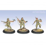 Achtung! Cthulhu Miniatures - Pathfinders Demonhunters