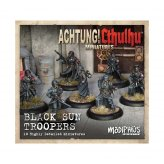 Achtung! Cthulhu Skirmish Black Sun Troopers Unit Pack