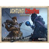 Achtung! Cthulhu Skirmish Commanders Set