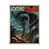 Achtung! Cthulhu - Terrors of the Secret War (ENGLISCH)