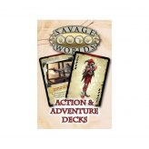 Action & Adventure Decks (Savage Worlds) (EN)