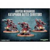 Adeptus Mechanicus Kataphron Battle Servitors -...