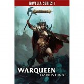 Age of Sigmar: Warqueen PB Novel (EN)